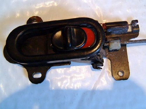 Door handle, internal, r/h, Mazda MX-5 mk1, right hand, USED